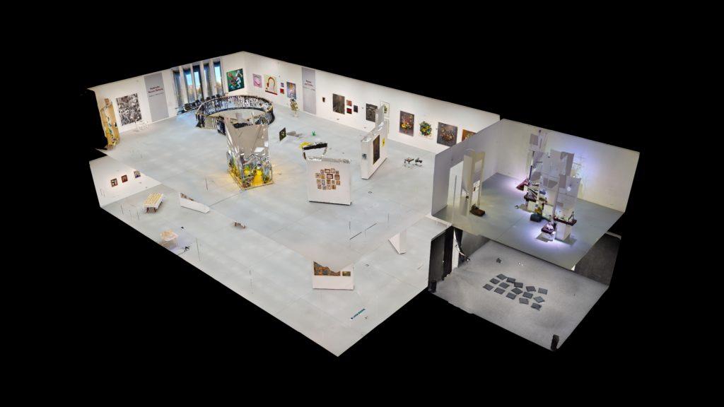 Galeria-Miejska-bwa-w-Bydgoszczy-Herbarium-novum-Efflorescentiae-Dollhouse-View